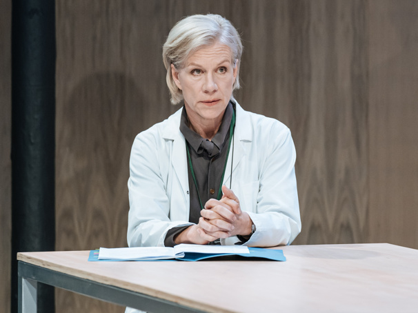The Doctor, Starring Juliet Stevenson, Will Move to the West End