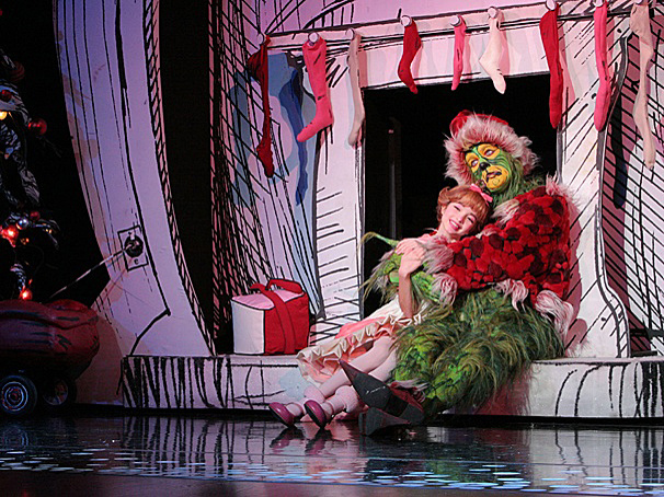Brilliant! Tickets Now on Sale for Dr. Seuss' How the Grinch Stole Christmas! The Musical in Louisville
