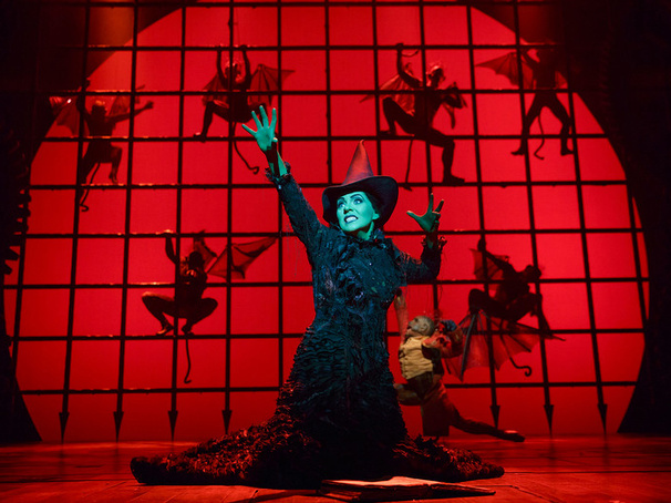 Thrillifying News! Wicked's Rachel Tucker Will Fly From Broadway to the West End