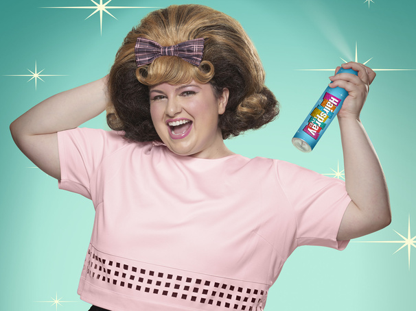 Meet Tracy! Newcomer Maddie Baillio Discusses Headlining NBC's Hairspray Live!
