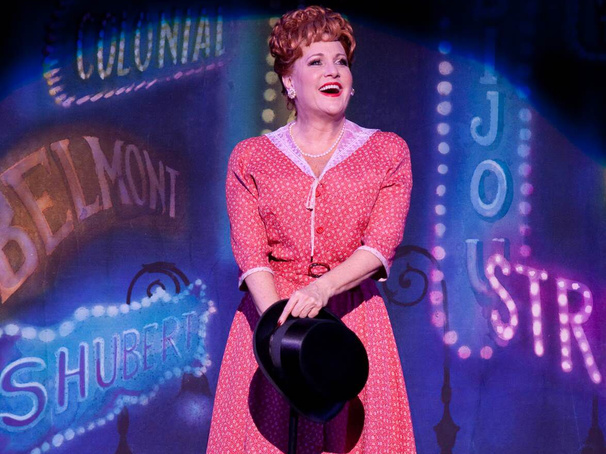 Let Her Sing! Lorna Luft Will Lead the National Tour of Irving Berlin's White Christmas