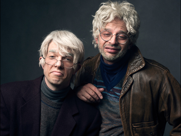 Nick Kroll & John Mulaney's Oh, Hello on Broadway to Land at Lyceum Theatre