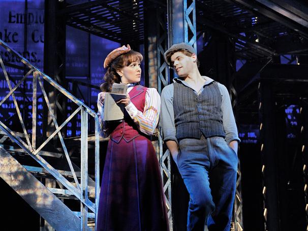 Extra, Extra! Will Jeremy Jordan & Kara Lindsay Reprise Their Newsies Performances on Screen?