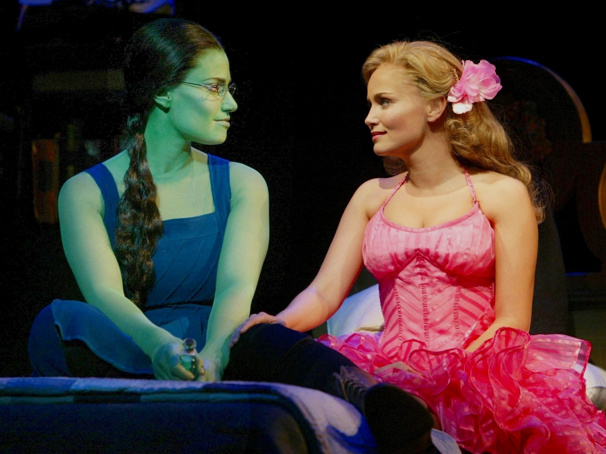 Idina Menzel & Kristin Chenoweth Reveal the Songs They'll Sing on Wicked Halloween Special