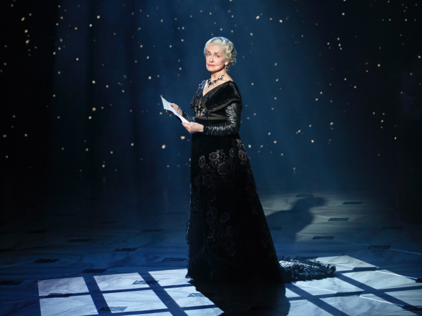 Bienvenue! Tony Nominee Mary Beth Peil Joins the Cast of Broadway's Anastasia