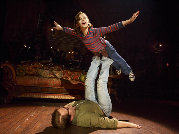 Come to the Fun Home! Tickets Now on Sale for the Tony Award-Winning Musical in Boston