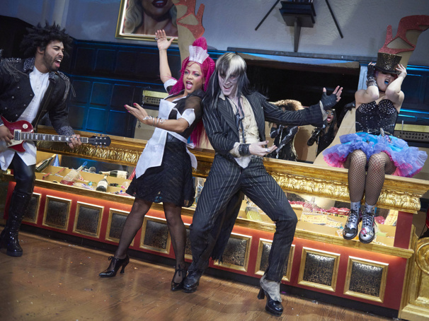 Make Sure Your Jumps, Steps & Pelvic Thrusts Are Up to Speed as Fox's Rocky Horror Cast Teaches the Time Warp