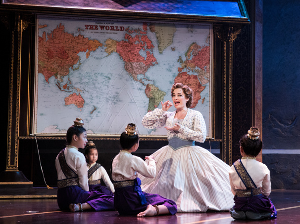 Whistle a Happy Tune! Tickets Now on Sale for The King and I National Tour in Atlanta