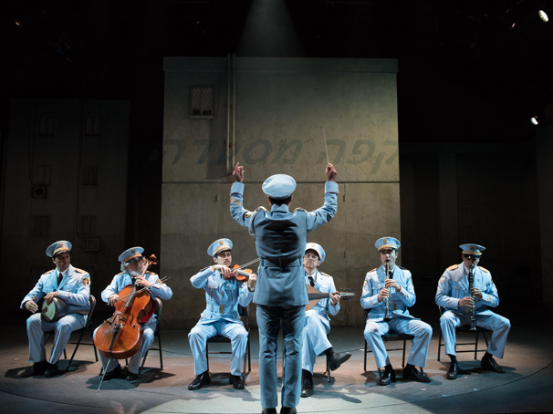 The Band's Visit, David Yazbek & Itamar Moses' Award-Winning Musical, Will Play Broadway