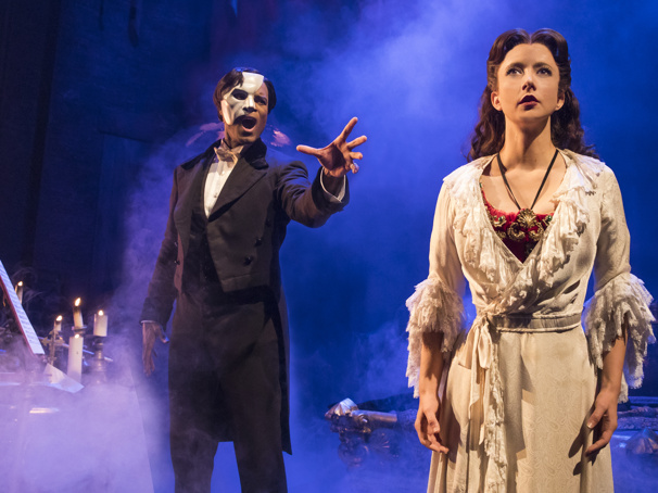 Music of the Night! Tickets Now on Sale for The Phantom of the Opera Tour in Columbus