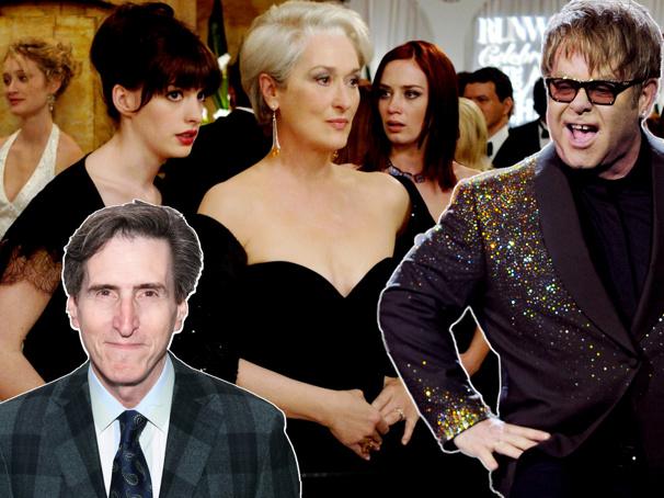 Elton John & Paul Rudnick Team Up to Write The Devil Wears Prada Broadway Musical