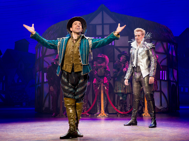 It's Gonna Be Great! Tickets Now on Sale for the National Tour of Something Rotten! in Minneapolis