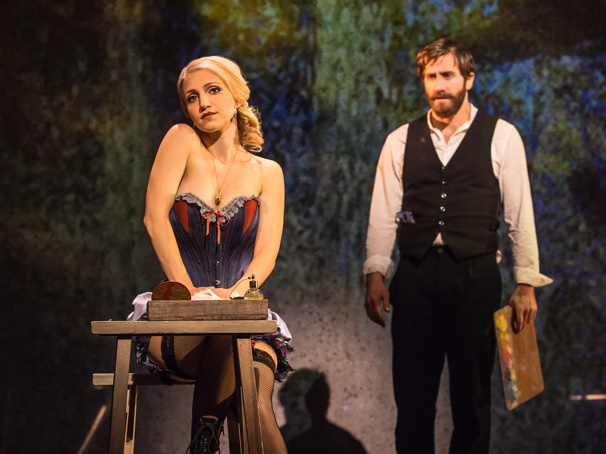 Sunday in the Park with George, Starring Jake Gyllenhaal & Annaleigh Ashford, Will Transfer to London