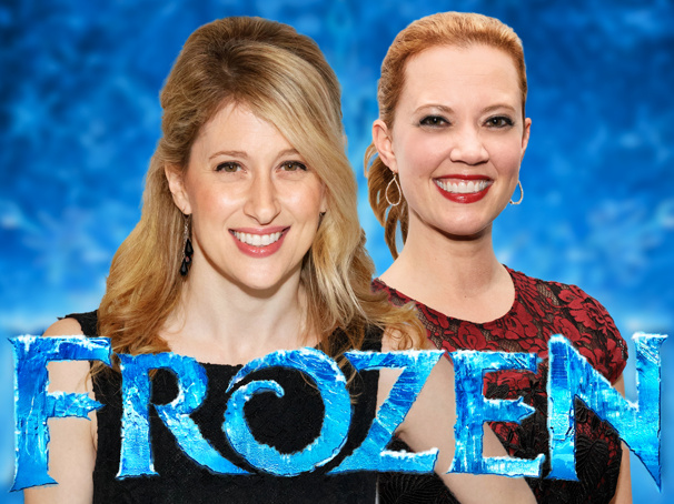Exclusive! Caissie Levy to Let It Go in Lab for Broadway-Bound Frozen, Co-Starring Patti Murin
