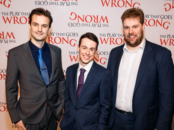 The Play That Goes Wrong Is Being Made into a TV Series for BBC