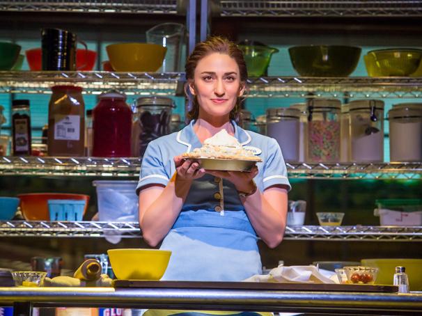 Sara Bareilles Will Return to Her Broadway Musical Waitress; Jason Mraz Extends Run