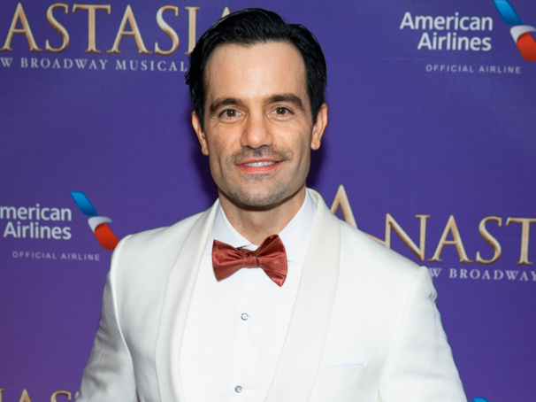 Ramin Karimloo to Star in U.K. Concert Premiere of Doctor Zhivago