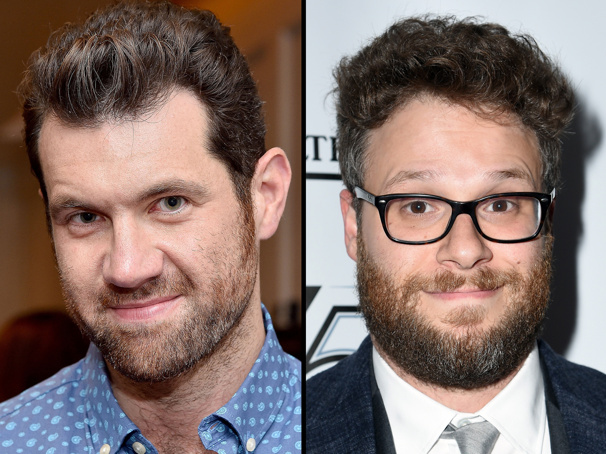Will Billy Eichner & Seth Rogen Team Up as Timon & Pumbaa in the Lion King Live-Action Remake?