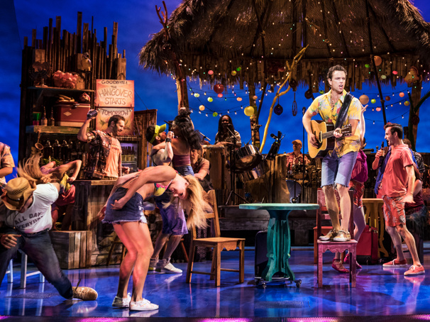 Sweeps & Swag! Win VIP Tickets to Escape to Margaritaville's Broadway Premiere & More