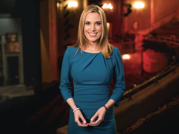 Broadway.com Presents at the Tonys with Imogen Lloyd Webber Wins New York Emmy Award