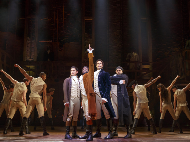 Blow Us All Away! Tickets Now on Sale for Lin-Manuel Miranda's Tony-Winning Musical Hamilton in Cincinnati