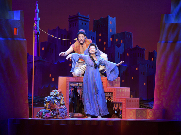 One Jump Ahead! Tickets Now On Sale for the Tour of Disney's Aladdin in Cincinnati