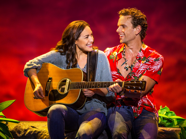 Houston's Broadway at the Hobby Center Chats with Escape to Margaritaville Star Alison Luff