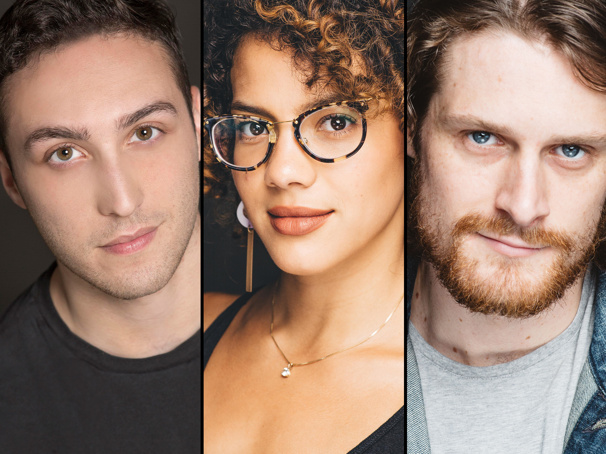 Sing Out! Sammy Ferber, Skyler Volpe & Kaleb Wells Will Lead the Tour of Jonathan Larson's RENT