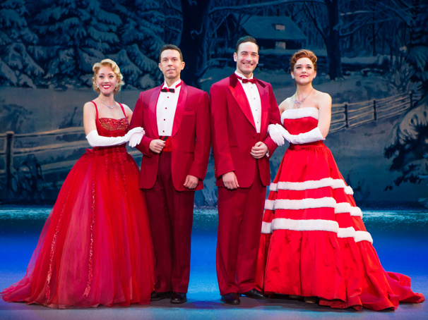 Forecast: Merry and Bright! Tickets Now on Sale For Irving Berlin's White Christmas in Atlanta