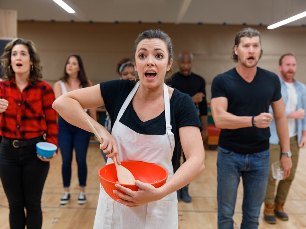 Desi Oakley & More Get Ready to Serve Up Piping Hot Performances on Waitress' National Tour