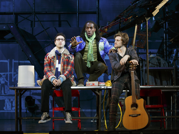Let's Go Out! Tickets Now on Sale for the 20th Anniversary Tour of RENT in Cincinnati