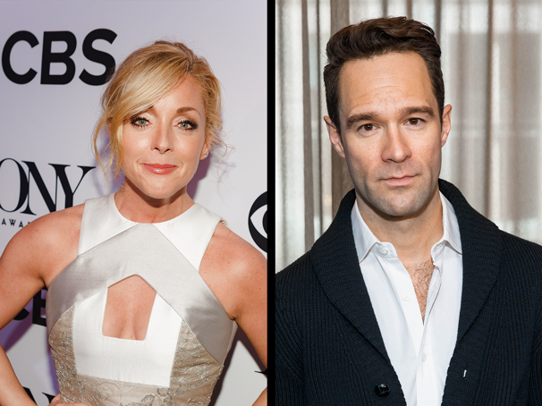 Jane Krakowski & Chris Diamantopoulos Join A Christmas Story Live! on Fox