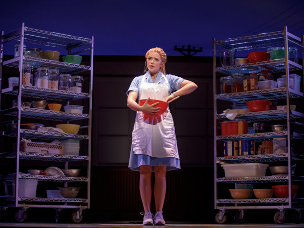 Opening Up! Tickets Now on Sale for the National Tour of Sara Bareilles' Waitress—The Musical in Baltimore