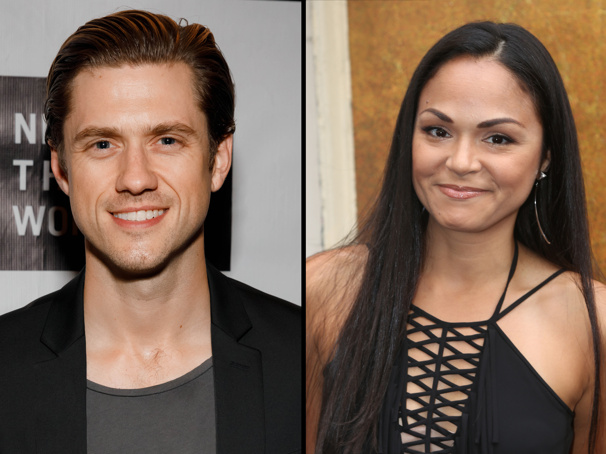Exclusive! Aaron Tveit & Karen Olivo Lead Moulin Rouge Developmental Lab