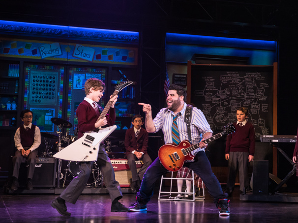 Blowing Out Amps! Tickets Now on Sale for School of Rock—The Musical in Baltimore