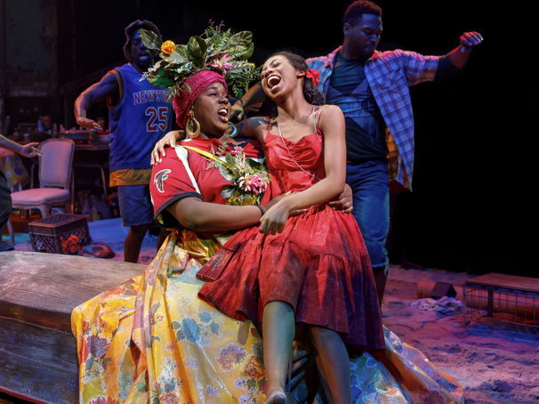 Once On This Island Wins 2018 Tony Award for Best Musical Revival