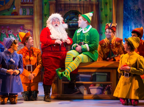 Unwrap an Early Holiday Treat! Tickets Now on Sale for Elf The Musical in Seattle