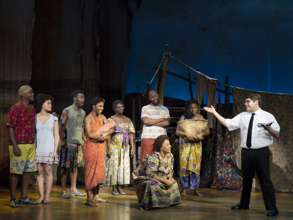 Here For You! Tickets Now On Sale for Tony-Winning The Book of Mormon in Seattle