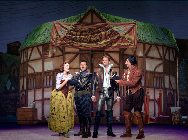It's Gonna Be Great! Tickets Now on Sale for the National Tour of Something Rotten! in Louisville