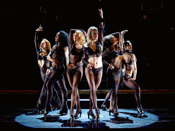 Let's Get Razzle Dazzled! Broadway Balances America Goes Behind the Scenes with Chicago The Musical