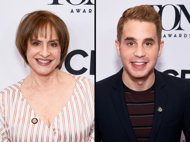 Patti LuPone & Ben Platt Will Perform on the 2018 Grammy Awards