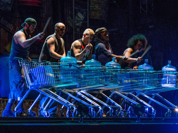Feel the Rhythm! Tickets Now On Sale for Stomp in Atlanta