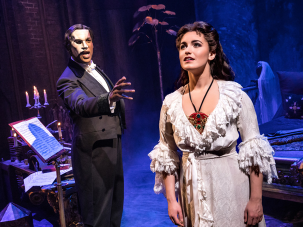 Music of the Night! Tickets Now on Sale for The Phantom of the Opera Tour in Seattle