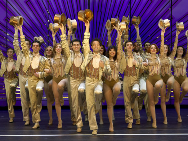 Point Me Toward Tomorrow! Tickets Now on Sale for A Chorus Line in Albuquerque