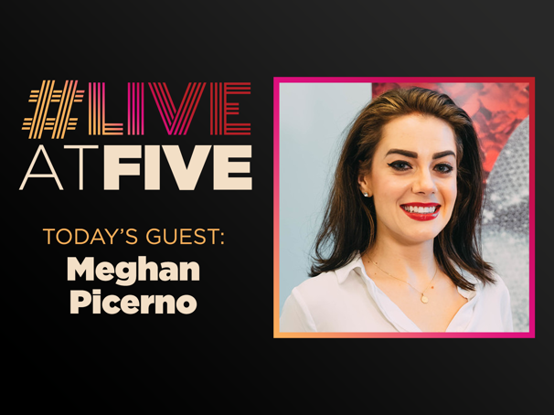 Broadway.com #LiveatFive with Meghan Picerno of Love Never Dies