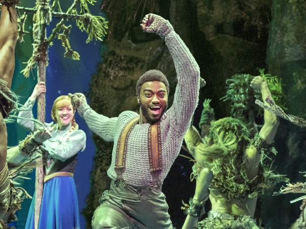 Frozen Star Jelani Alladin Is Broadway.com's Next Vlogger