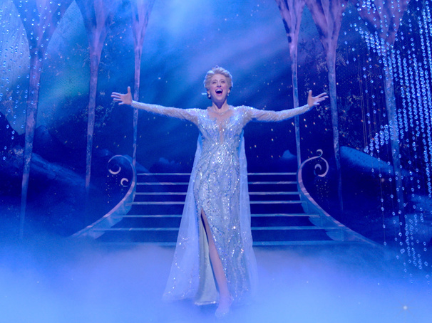 Learn About Disney's Frozen, Broadway's Hottest Musical