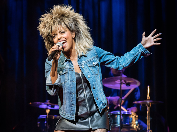 Broadway-Bound Tina Turner Bio-Musical, Starring Adrienne Warren, to Release Cast Album