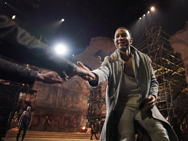What Was It Like to Watch Jesus Christ Superstar Live! Live?