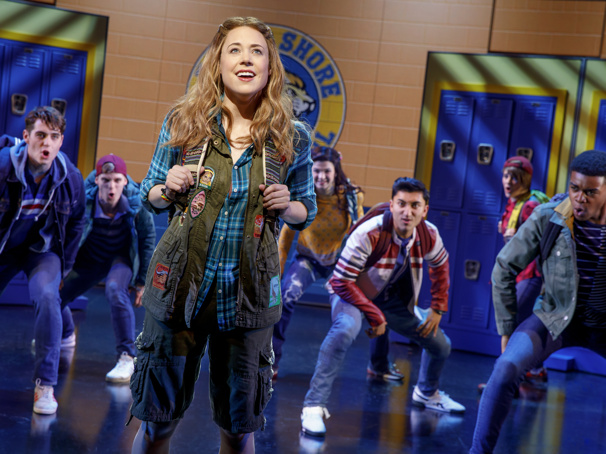 Watch Erika Henningsen Sing Out with the Cast of Mean Girls on Late Night with Seth Meyers